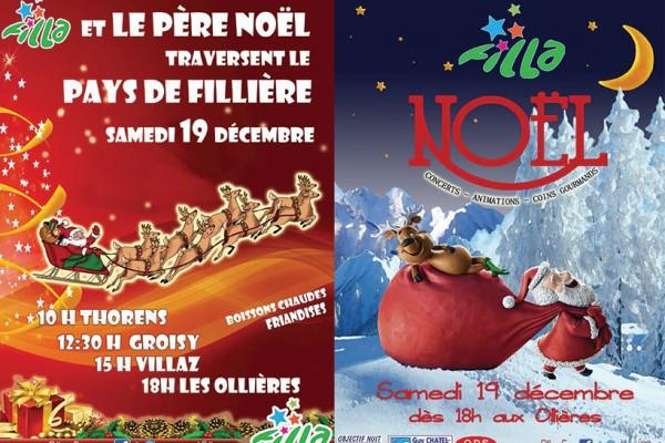 19 décembre 2015 – Filla Fête Noël