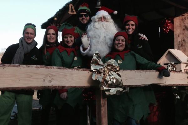 Filla Fête Noël : Les photos